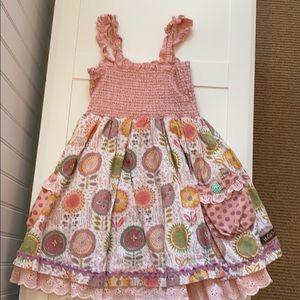 Matilda Jane strappy dress